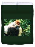 Kc Gorilla-3 Duvet Cover