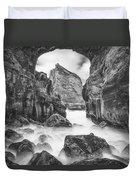 Kehole Arch Duvet Cover by Darren  White