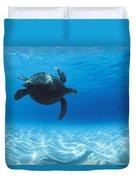 Keiki Turtle Duvet Cover