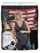 Kellie Pickler Duvet Cover