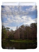 Kelly Park Springs Duvet Cover