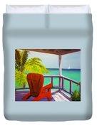 Kelly's Beach House Duvet Cover