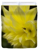 Kelvin Floodlight Dahlia Duvet Cover