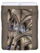 Ken Follets Cathedral No2 Duvet Cover