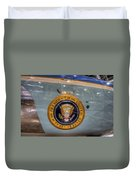 Kennedy Air Force One Duvet Cover