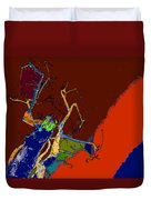 Kenneth's Nature - Dying To Live - Series - 09 Duvet Cover