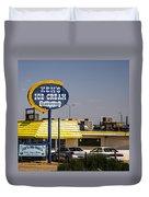 Ken's Ice Cream Sandwiches Duvet Cover