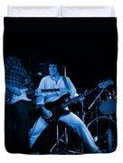 Kent #123 In Blue Duvet Cover