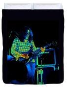 Kent #23 Crop 2 In Cosmicolors Duvet Cover