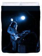 Kent #83 In Blue Duvet Cover