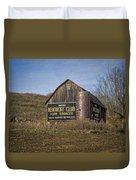 Kentucky Club Barn Duvet Cover