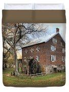Kerr Grist Mill Duvet Cover