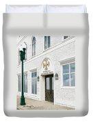 Ketchum Hall Duvet Cover