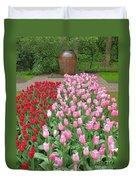 Keukenhof Gardens 1 Duvet Cover