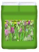 Keukenhof Gardens 12 Duvet Cover