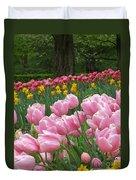 Keukenhof Gardens 17 Duvet Cover