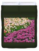 Keukenhof Gardens 22 Duvet Cover
