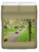 Keukenhof Gardens 32 Duvet Cover