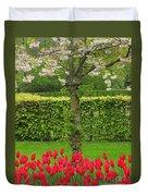 Keukenhof Gardens 34 Duvet Cover