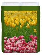 Keukenhof Gardens 37 Duvet Cover