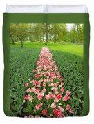 Keukenhof Gardens 41 Duvet Cover