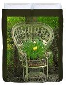 Keukenhof Gardens 43 Duvet Cover