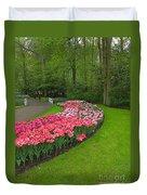 Keukenhof Gardens 51 Duvet Cover