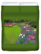 Keukenhof Gardens 52 Duvet Cover