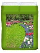 Keukenhof Gardens 54 Duvet Cover