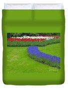 Keukenhof Gardens 62 Duvet Cover