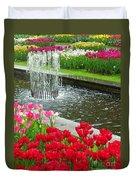 Keukenhof Gardens 71 Duvet Cover