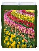 Keukenhof Gardens 74 Duvet Cover