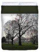 Kew Garden London Duvet Cover