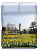 Kew Gardens London Duvet Cover