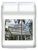 Key West Dreaming Duvet Cover