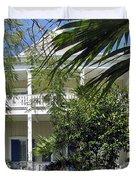 Key West House Duvet Cover