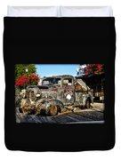 Key West - Macs Duvet Cover