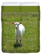 Kid Goat Duvet Cover