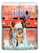 Kids Summer Fun Duvet Cover
