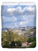 Kigali Landscape Duvet Cover