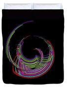 Kinetic Rainbow 18 Duvet Cover