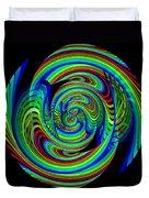 Kinetic Rainbow 26 Duvet Cover