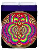 Kinetic Rainbow 28 Duvet Cover
