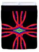Kinetic Rainbow 41 Duvet Cover