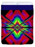 Kinetic Rainbow 44 Duvet Cover