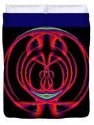 Kinetic Rainbow 46 Duvet Cover