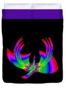 Kinetic Rainbow 49 Duvet Cover