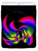Kinetic Rainbow 51 Duvet Cover