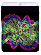 Kinetic Rainbow 55 Duvet Cover