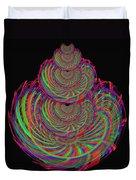 Kinetic Rainbow 67 Duvet Cover